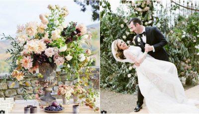 Kate Upton a publicat fotografii de la nunta sa din Italia