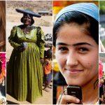 Foto: Ce trăsături ale femeilor sunt considerate atrăgătoare în diferite culturi ale lumii?