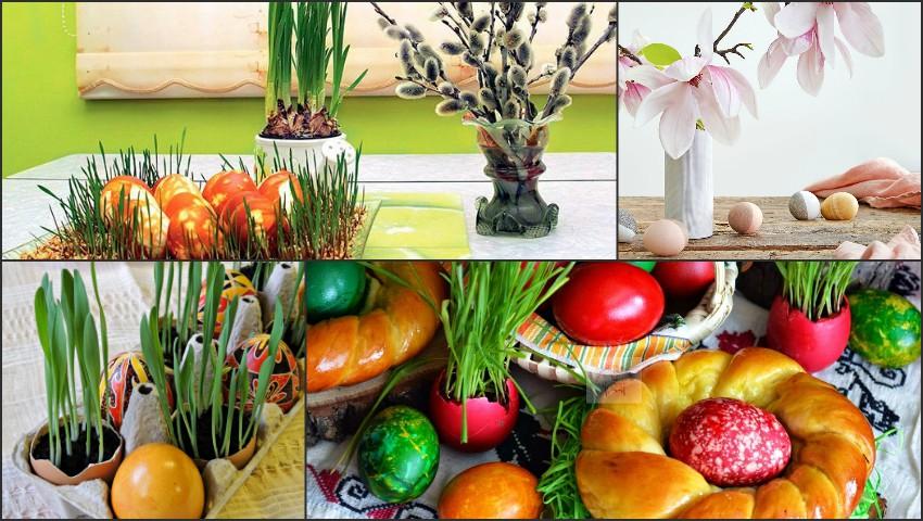 Foto: Cum să decorezi casa pentru Paște anul acesta?