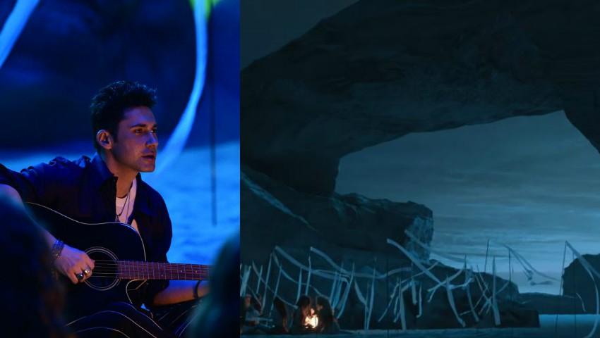 """Foto: Dan Bălan și-a construit propria ,,insulă"""" pentru videoclipul piesei Allegro Ventigo. Detalii din culise!"""