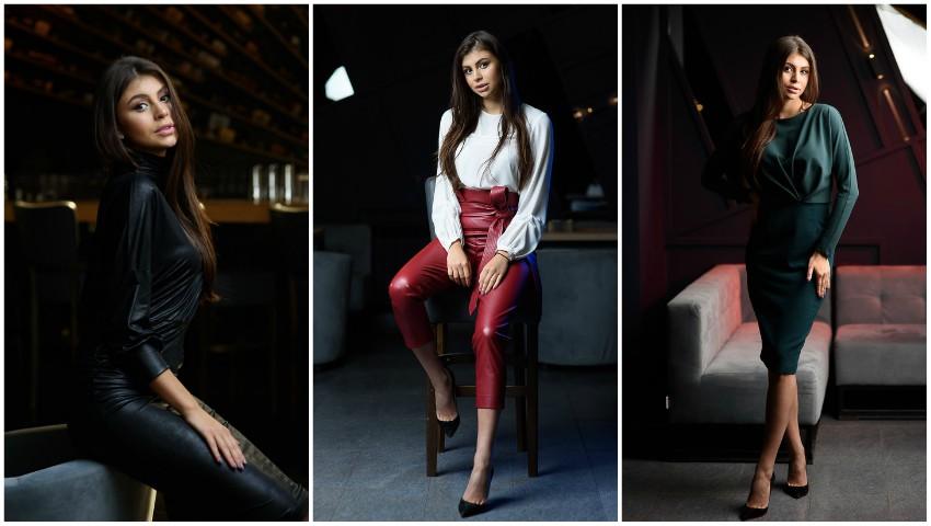 Foto: Jurnalista Ilinca Sturzescu poartă cu mult stil ținutele brandului Nikita Rinadi!