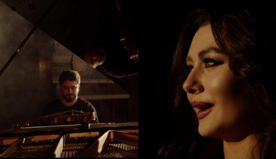 """Olga Busuioc și Igor Stribițchi, într-un duet excepțional! Ascultă piesa """"Butterfly"""""""