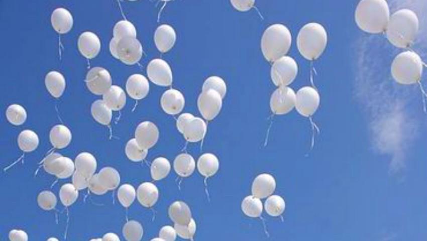 Foto: La Chișinău, vor fi lansate baloane albe în memoria victimelor din Kemerevo