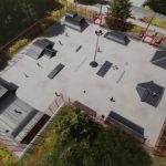 """Foto: În parcul ,,Valea Trandafirilor"""" va fi construit un skatepark. Iată cum va arăta!"""