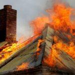 Foto: Tragedie la Soroca. Un copil de doi ani și-a pierdut viața într-un incendiu