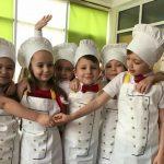 Foto: Atelier culinar pentru copii și părinți