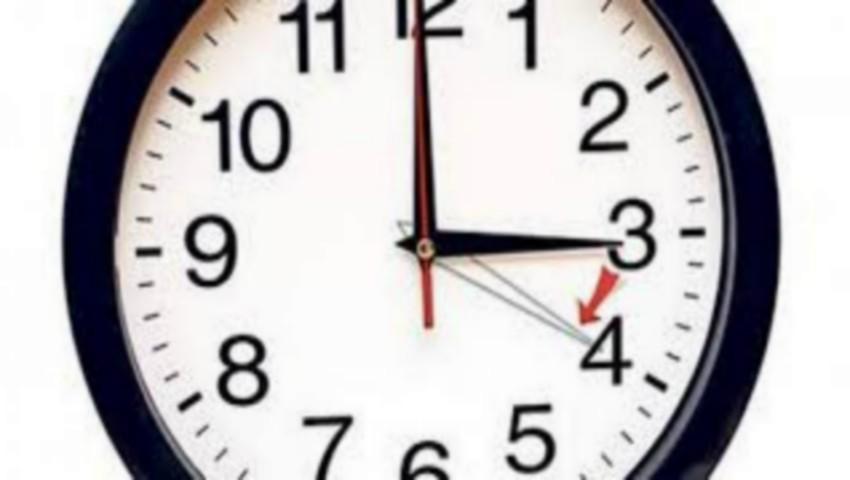 Moldova trece la ora de vară. Duminică ceasurile se vor da cu o oră înainte