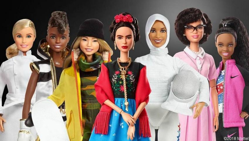 Foto: Barbie a lansat 17 păpuși noi inspirate din femei reale și influente!