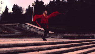 Moldoveanca Dana Rogovski a lansat primul ei videoclip la București!
