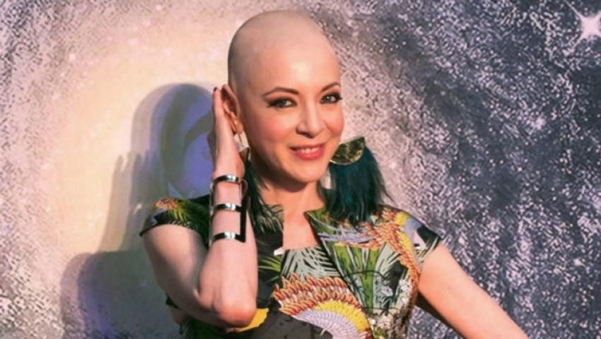 Foto: A învins cancerul. Cum arată Edith Gonzalez acum, cand părul său a început să crească?