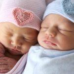 Foto: O femeie din Ungheni și-a născut gemenii acasă