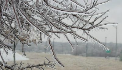 Ploaia înghețată – ce este fenomenul periculos din mijlocul primăverii?