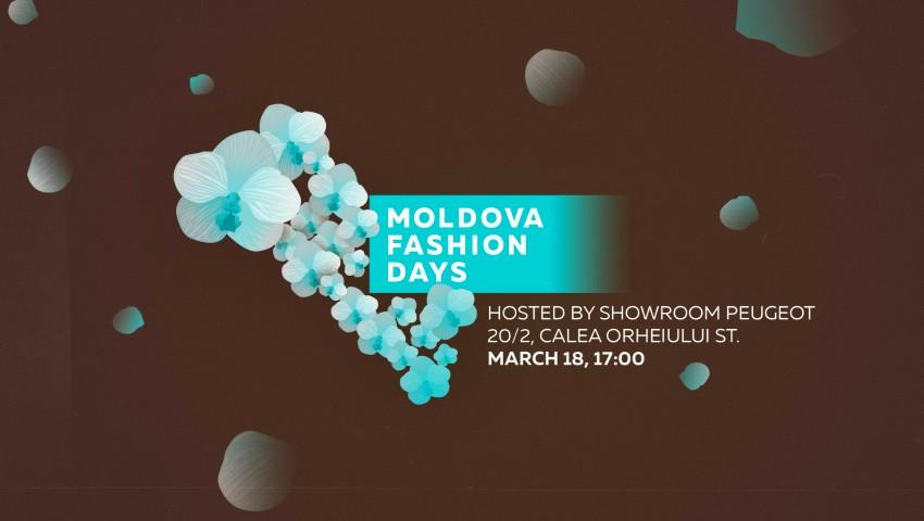 Foto: Moldova Fashion Days: vezi ce surprize au pregătit organizatorii pentru ediția Primăvară-Vară 2018!