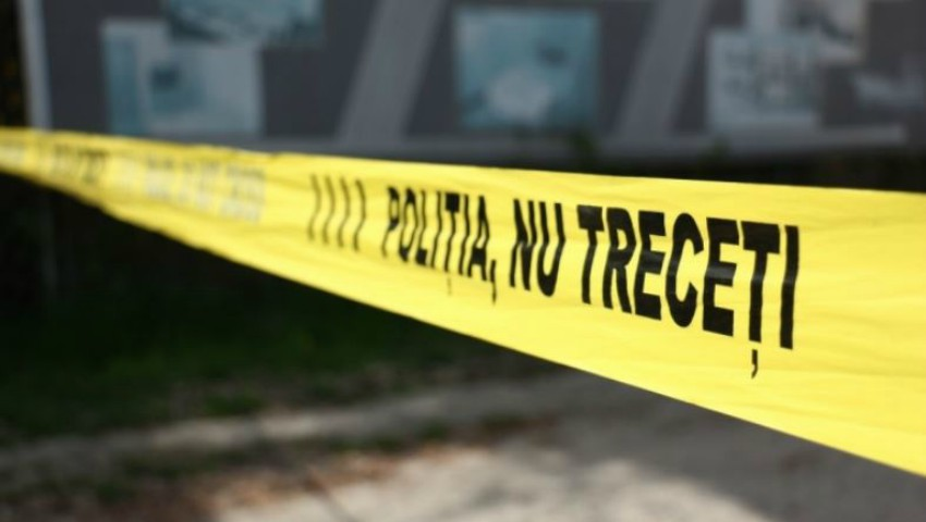 Foto: Caz terifiant în Capitală. Un cadavru dezmembrat a fost descoperit într-o geantă în sectorul Buiucani