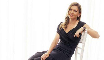 Simona Halep a fost protagonista unei ședințe foto, în ținute elegante!