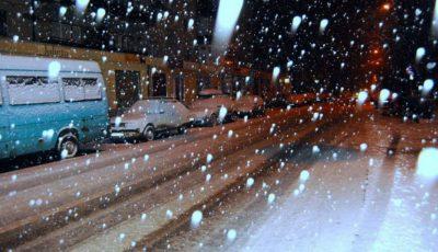 Vremea să răcește! Peste câteva zile revin ninsorile
