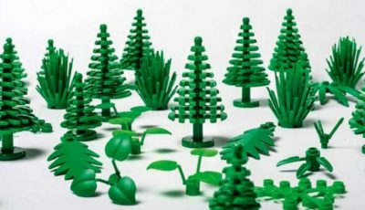 Compania Lego anunță că va lansa în acest an primele piese sustenabile de plastic din plante
