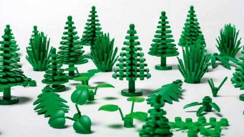 Foto: Compania Lego anunță că va lansa în acest an primele piese sustenabile de plastic din plante