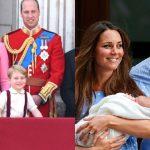 Foto: 14 tradiții care se respectă la nașterea bebelușului regal