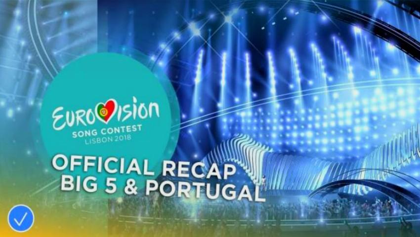 Foto: Eurovision 2018: ascultă piesele celor 6 țări care vor evolua direct în finala concursului!