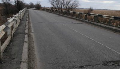 În curând, drumul de ocolire al orașului Sîngerei va fi redeschis