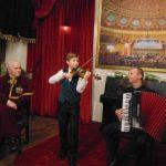 """Foto: Într-un restaurant din Capitală a fost inaugurat salonul """"Eugen Doga Music Cafe"""""""