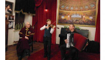 """Într-un restaurant din Capitală a fost inaugurat salonul """"Eugen Doga Music Cafe"""""""