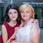 Foto: Cu drag de mamă: Olesea Sveclă, actriță