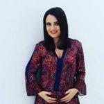Foto: Marcela Dedin a devenit pentru a doua oară mamă!!! Prezentatoarea TV a adus pe lume un băieţel