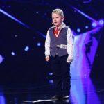 """Foto: Un băiețel de 6 ani, din Chișinău, i-a uimit pe jurații de la ,,Românii au Talent""""!"""