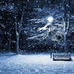 Foto: Iarna s-a întors! Ninge puternic în nordul Moldovei