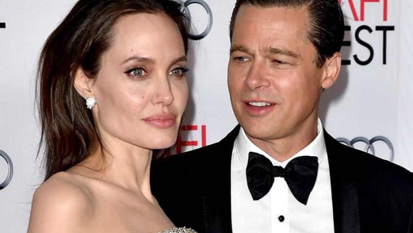Foto: Noul iubit al Angelinei Jolie seamănă izbitor cu Brad Pitt