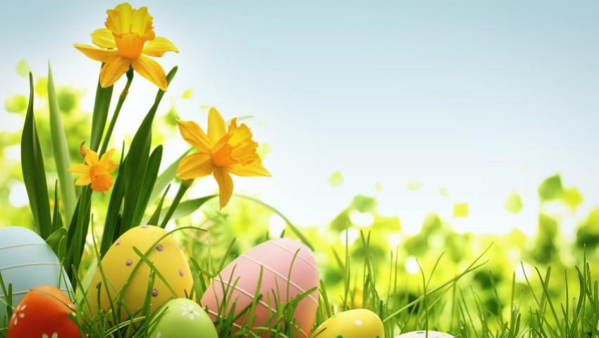 Foto: Cum va fi vremea de Florii şi de Paşte!