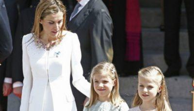 Poze. După 150 de ani de domnie masculină, Spania va avea din nou o regină!