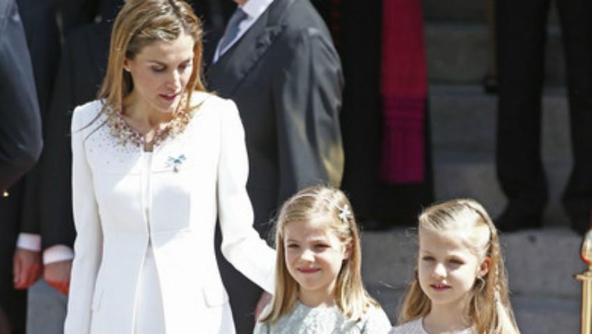 Foto: Poze. După 150 de ani de domnie masculină, Spania va avea din nou o regină!