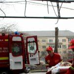 Foto: O moldoveancă internată într-un spital din Italia a fost adusă acasă cu un echipaj SMURD
