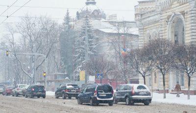 Restricții de circulație în Chișinău. Vezi ce străzi vor fi închise mâine