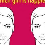 Foto: Test rapid de personalitate: Care față este mai fericită?