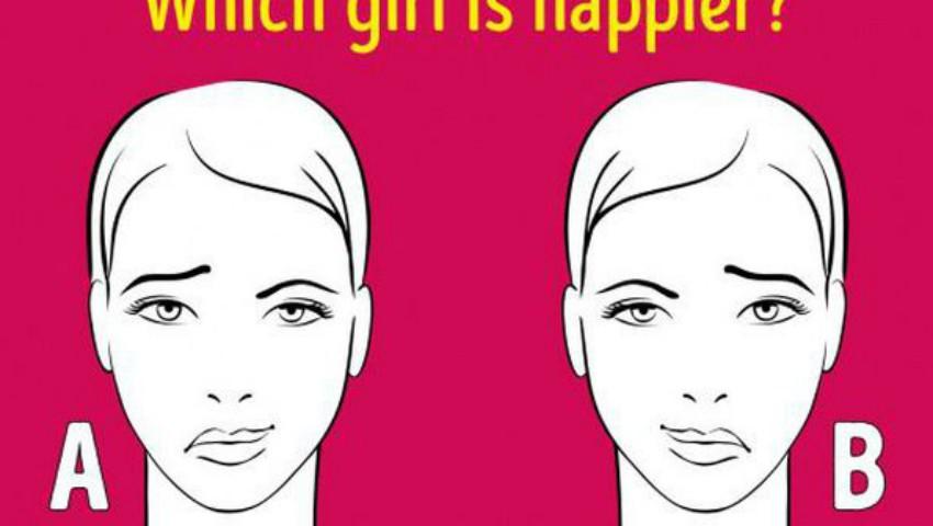 Test rapid de personalitate: Care față este mai fericită?