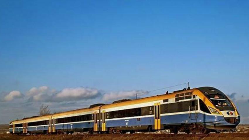 Foto: Tren modern lansat pe cursa Chișinău-Odessa