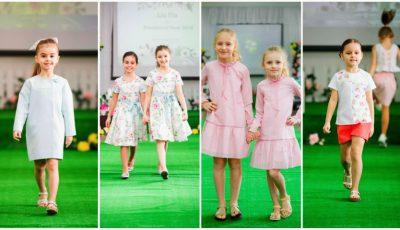 Lia Fia a lansat o nouă colecție pentru copii. Iată ce surprize aduce primăvara!