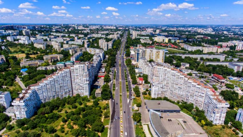 Foto: Chișinăul a fost clasat pe locul 3 într-un top al orașelor viitorului din Europa