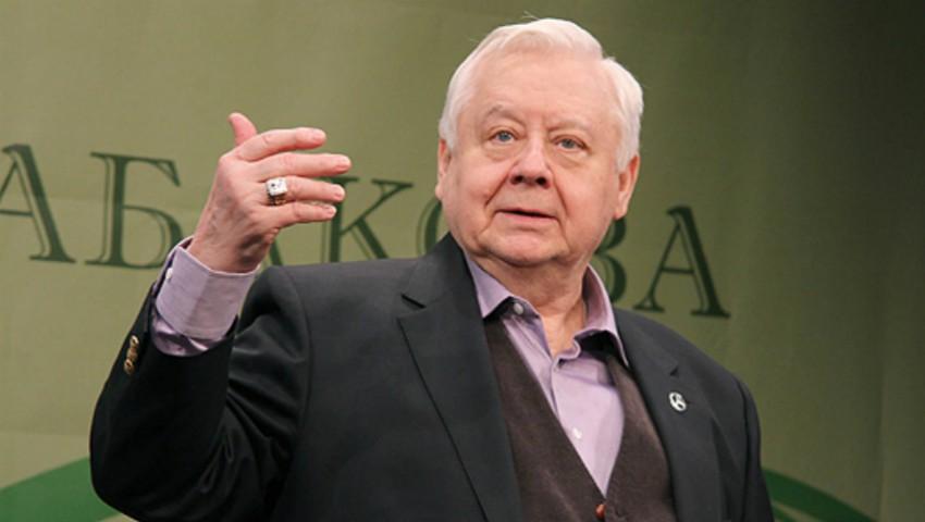 Foto: Celebrul actor rus Oleg Tabakov s-a stins din viață