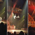 Foto: Tragedie mare la Cirque du Soleil. Un acrobat a căzut ieri în timpul numărului și a murit. Video