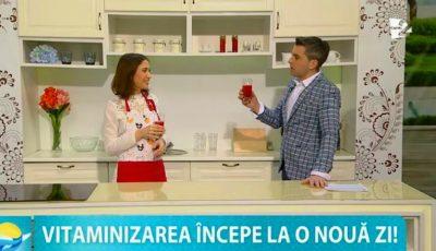 Galina Tomaș îți spune de ce este bine să consumi smoothie