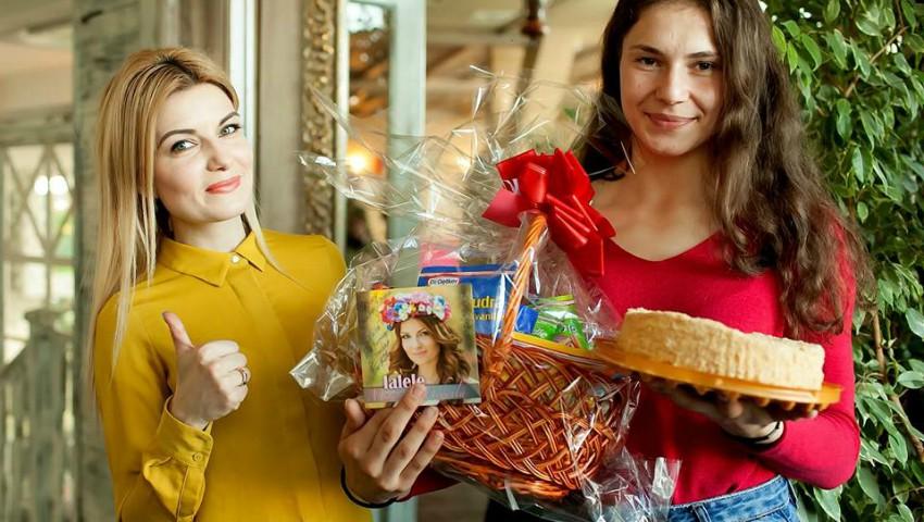 Foto: Interpreta Mariana Mihăilă și-a impresionat fanii de Paște