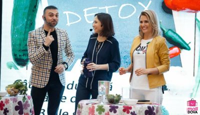 "Atelier ""Beauty&Detox"" la Shopping MallDova"