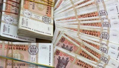 Un bărbat s-a îmbogățit ilegal cu șapte milioane de lei