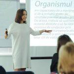 """Foto: Cum a fost la seminarul susținut de Galina Tomaș – """"Slăbește și detoxifică organismul"""""""