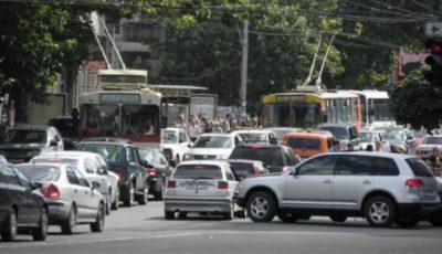 Atenție șoferi! Iată ce străzi din Capitală vor fi închise astăzi și mâine